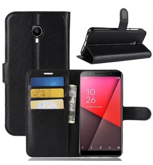 Vodafone N9 Lite wallet leather case