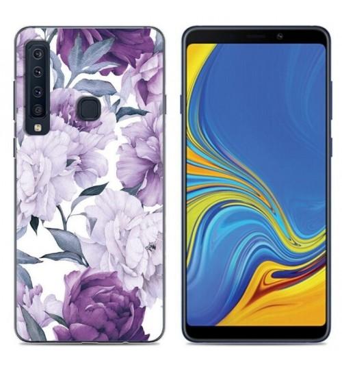 Galaxy A9 2018 Case Printed Soft Gel TPU Case