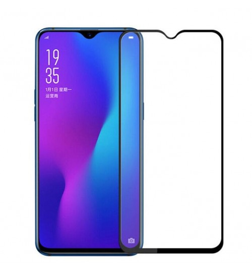 Oppo R17 Pro Tempered Glass FULL Screen Protector