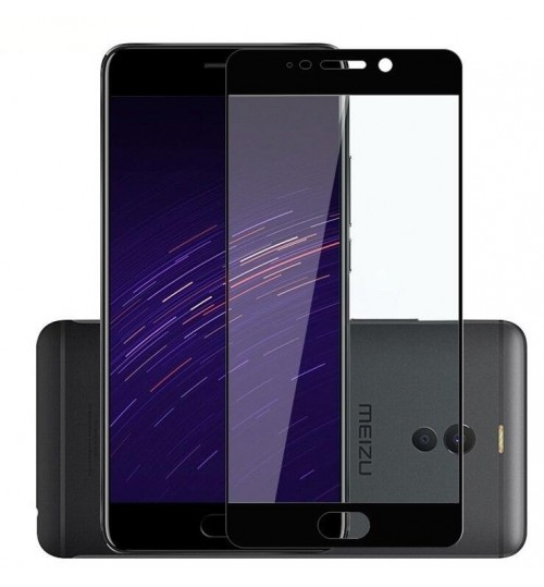 Meizu M6s Tempered Glass Full Screen Protector