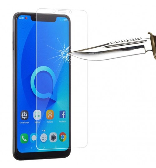 alcatel 5v Tempered Glass Screen Protector