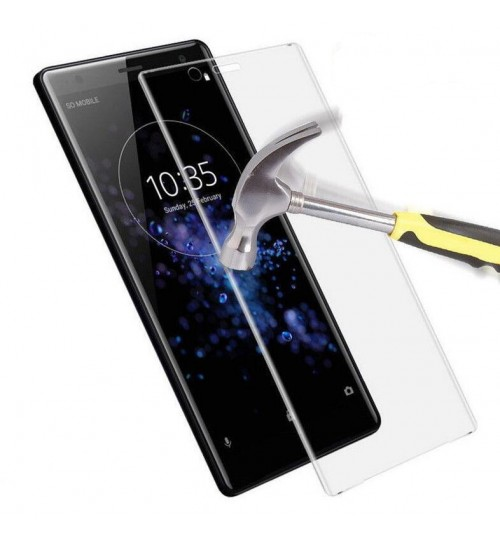 Sony Xperia XZ3 Tempered Glass Screen Protector
