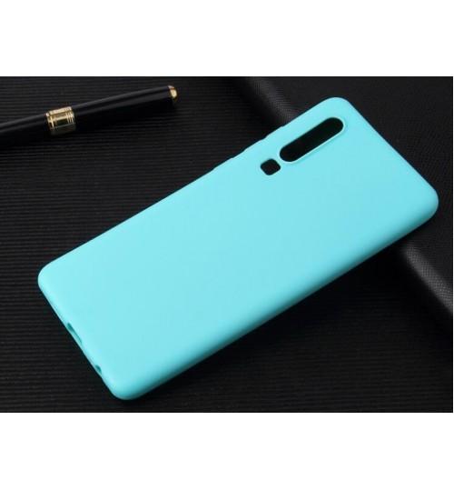 Huawei P30 Case slim fit TPU Soft Gel Case