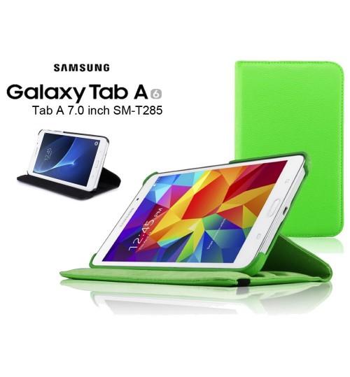 Galaxy Tab A 7 inch 2016 T285 Leather Folio Case