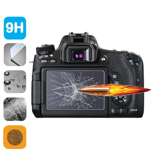 Fuju LCD Screen Protector Tempered Glass For X-T1/T2
