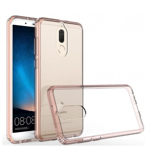 Huawei Nova 2i case bumper  clear back cover