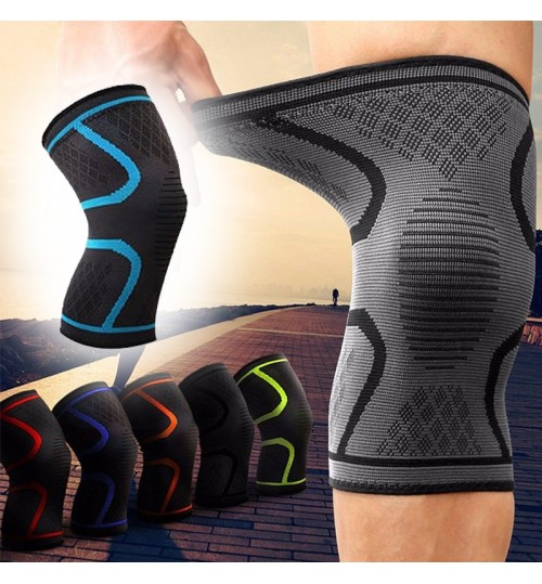 Knee Brace Fastener Support 2pc-M