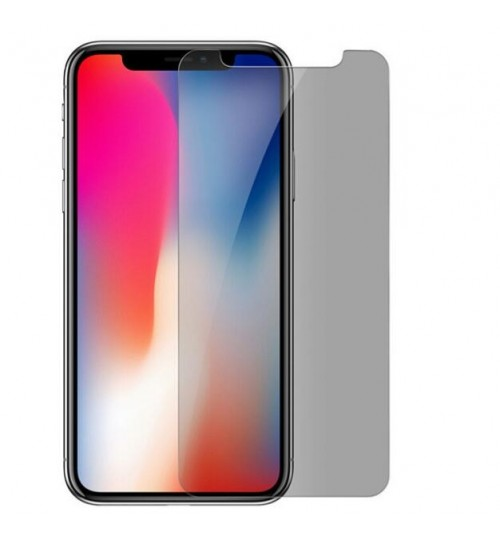 iPhone XS Matte Glass Screen Protector