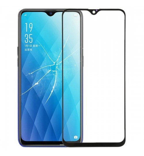 Oppo AX7 Tempered Glass Screen Protector Full Screen