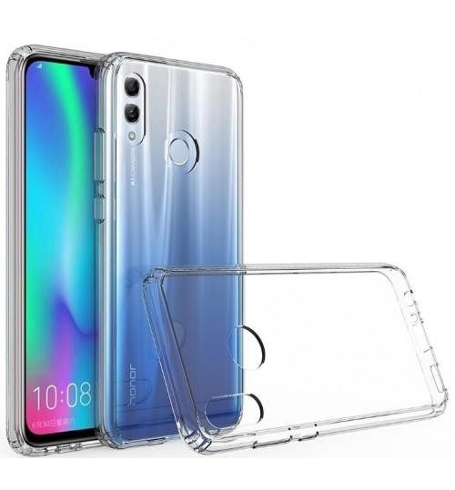 Huawei P smart 2019 case bumper  clear gel back cover