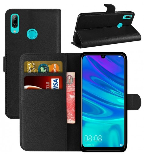Huawei P smart 2019 case wallet leather case cover