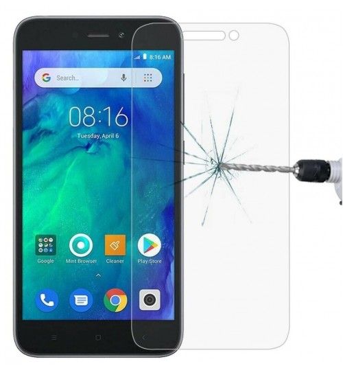 Xiaomi Redmi Go Tempered Glass Screen Protector
