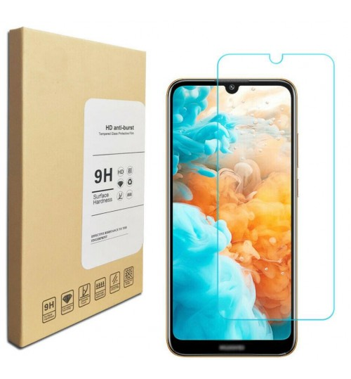 Huawei Y7 Pro 2019 Tempered Glass Screen Protector
