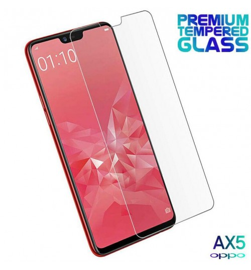 Oppo AX5 Tempered Glass Screen Protector Film