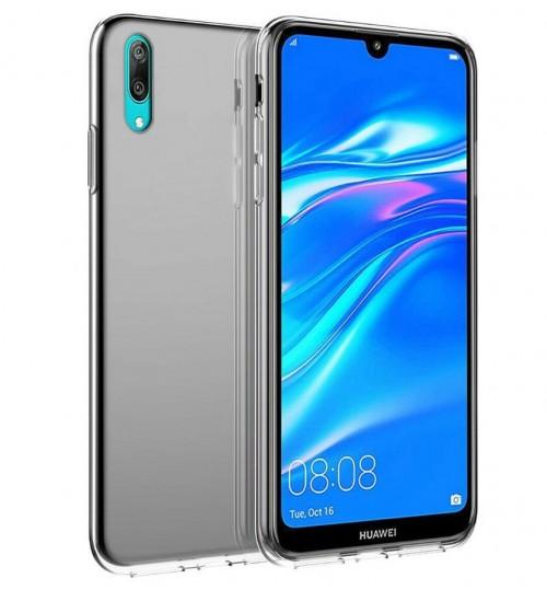 Huawei Y7 Pro 2019 case clear gel Ultra Thin