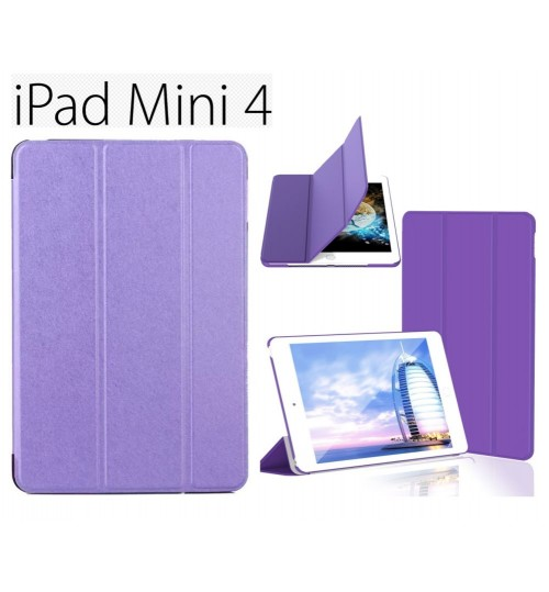 iPad Mini 4 Ultra slim smart case PURPLE