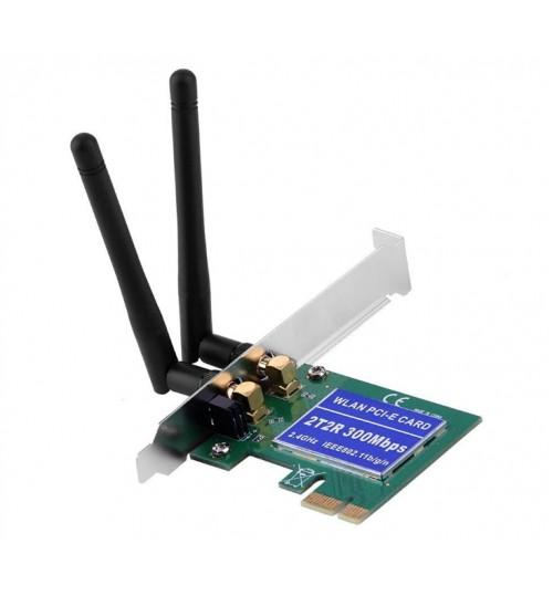 PCI Express PCI-E  300M Wifi Wireless Card Desktop Wifi Card
