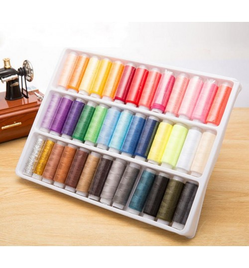 Sewing Thread 39 Colors