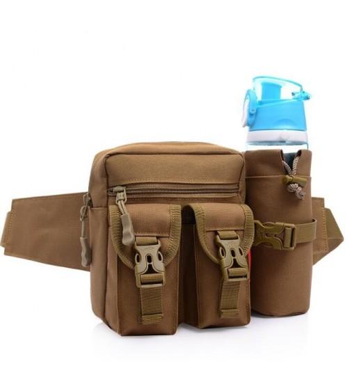 Outdoor Waist Bag Belt Pouch
