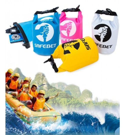 Waterproof Compression Dry Bag Camping Swimming Floating