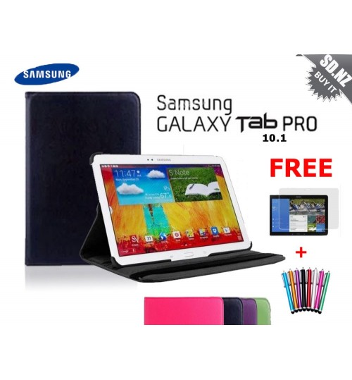 Samsung Tab Pro 10.1' T520 Leather Case