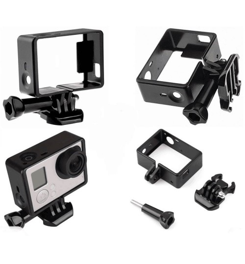 Frame Case compatible with GoPro hero 3 /3+/ 4