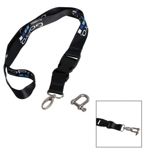 Neck Strap Lanyard for Gopro Hero 4 3+ Camera Housing Case