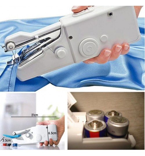 Electric Handheld Sewing Machine Travel