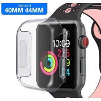 Apple Watch 44mm Series 4 gel case ultra clear thin