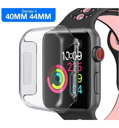 Apple Watch 40mm Series 4 gel case ultra clear thin
