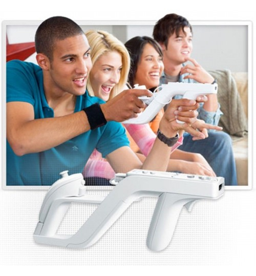 Zapper Gun for Nintendo Wii