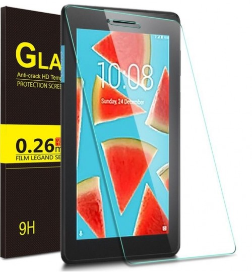 Lenovo Tab E 7 Tablet tempered glass protector