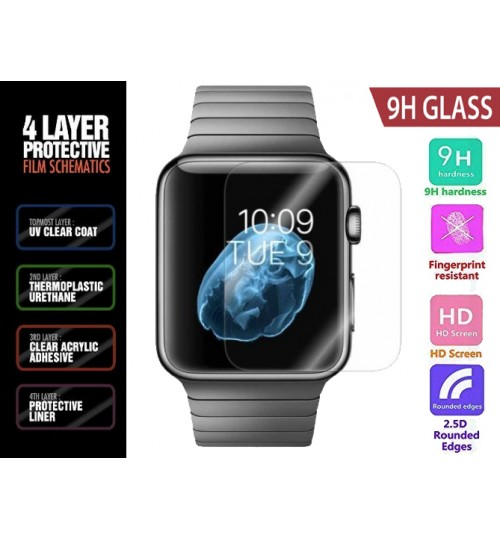 Apple Watch 42MM Tempered Glass Screen Protector