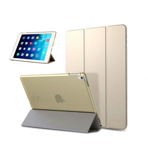 iPad Pro 9.7 Ultra slim smart case gold +PEN
