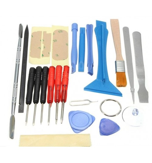 Universal Tool Kit To Repair Mobile Phone -22 in 1