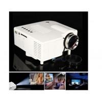 Projector 1080P HD Multimedia LED TV VGA HDMI USB For Home Theater Cinema