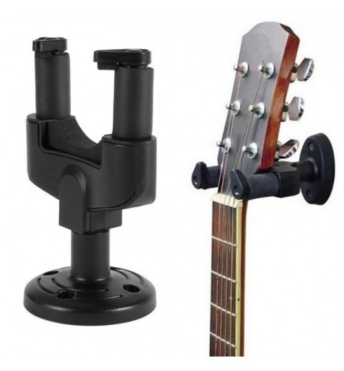 Guitar Hanger Stand Holder Hook Wall Mount Rack Display Acoustic Electric Bass