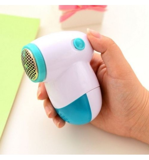 Portable Electric Clothes Lint Pill Fluff Remover Fabrics Sweater Fuzz Shaver