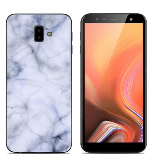 Galaxy J6 Plus Case Printed Soft Gel TPU Case