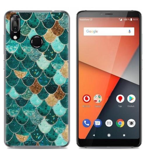 Vodafone Smart X9 Case Printed Soft Gel TPU Case