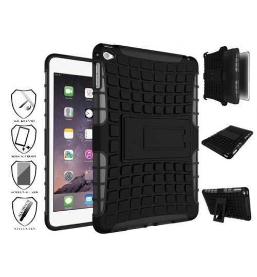 iPad mini 4 case impact proof HV duty kickstand