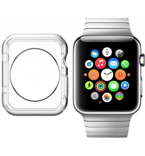 Apple Watch 2/3 iWatch 42mm gel Soft TPU Case
