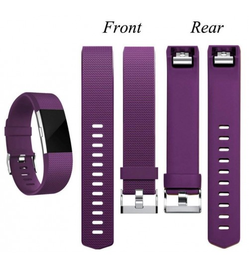 Fitbit charge 2 Silicone Replacement Watch Strap Band