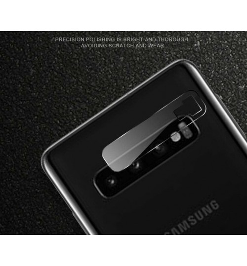 Galaxy S10 PLUS camera lens protector tempered glass 9H hardness HD