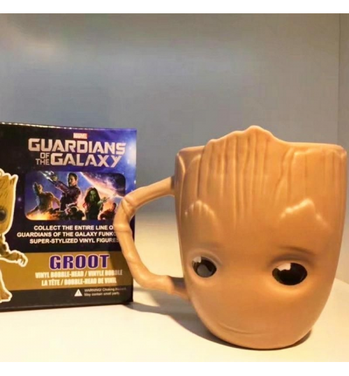 Groot Mug ,Guardians of the Galaxy , Marvel