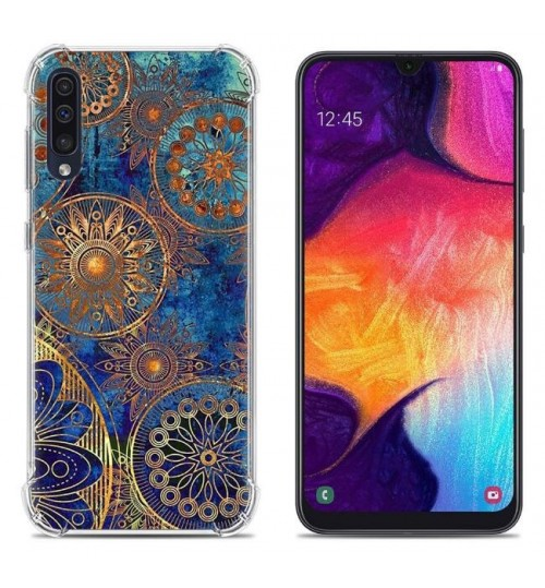 Samsung Galaxy A50 Case Soft TPU printed case