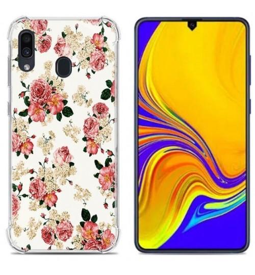 Samsung Galaxy A20 Case Soft TPU printed case