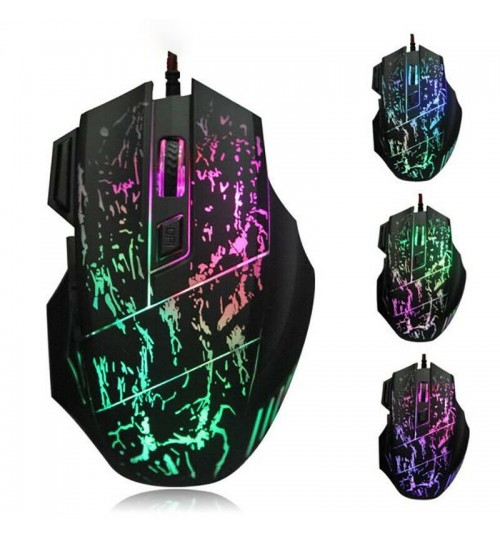 Gaming Mouse, Mechanical Mouse