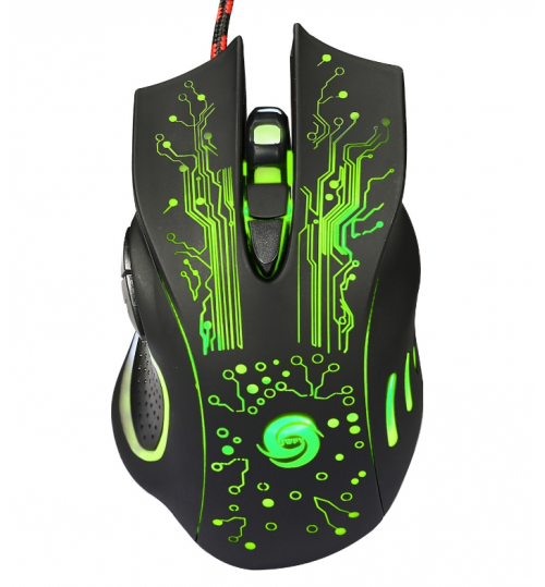 Gaming Mouse, RGB LED Mouse