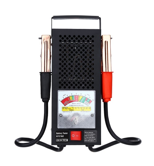 6V 12V Battery Load Tester
